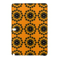 Desktop Abstract Template Flower Samsung Galaxy Tab Pro 10 1 Hardshell Case by Pakrebo