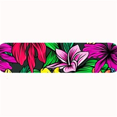 Hibiscus Flower Plant Tropical Large Bar Mats