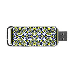 Tiles Panel Decorative Decoration Portable Usb Flash (one Side) by Pakrebo