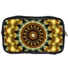Pattern Abstract Background Art Toiletries Bag (two Sides)