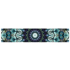 Pattern Abstract Background Art Small Flano Scarf