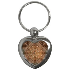 Peterborough Cathedral Peterborough Key Chains (heart)