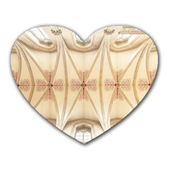 Wells Cathedral Wells Cathedral Heart Mousepads