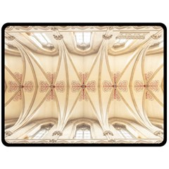 Wells Cathedral Wells Cathedral Double Sided Fleece Blanket (large)