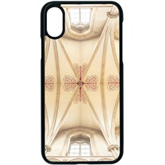 Wells Cathedral Wells Cathedral Apple Iphone X Seamless Case (black)