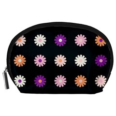 Daisy Deco Accessory Pouch (large) by WensdaiAddamns