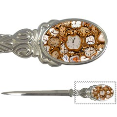 Time Clock Watches Letter Opener