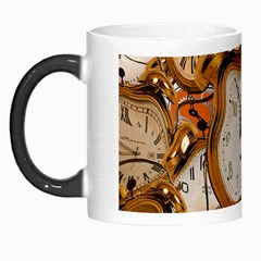 Time Clock Watches Morph Mugs