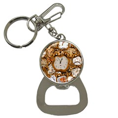 Time Clock Watches Bottle Opener Key Chains