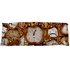Time Clock Watches Body Pillow Case (dakimakura)