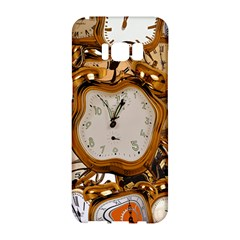 Time Clock Watches Samsung Galaxy S8 Hardshell Case