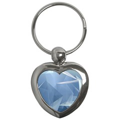 Wallpaper Abstraction Key Chains (heart)