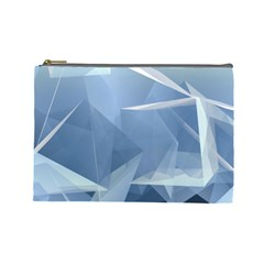Wallpaper Abstraction Cosmetic Bag (large)