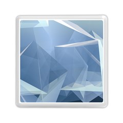 Wallpaper Abstraction Memory Card Reader (square)