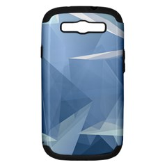 Wallpaper Abstraction Samsung Galaxy S Iii Hardshell Case (pc+silicone)