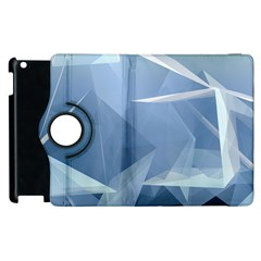 Wallpaper Abstraction Apple Ipad 2 Flip 360 Case
