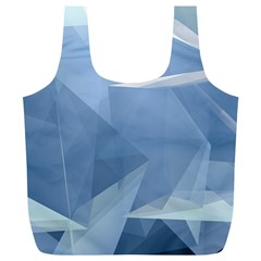 Wallpaper Abstraction Full Print Recycle Bag (xl)