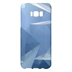 Wallpaper Abstraction Samsung Galaxy S8 Plus Hardshell Case