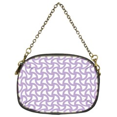 Odd Shaped Grid  Chain Purse (two Sides) by TimelessFashion