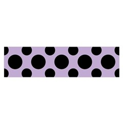 Polka Dots (large) Satin Scarf (oblong) by TimelessFashion