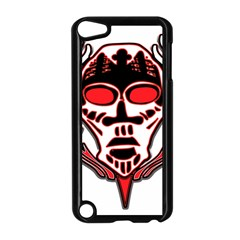 Visual Arts Skull Apple Ipod Touch 5 Case (black)