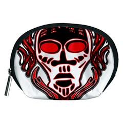 Visual Arts Skull Accessory Pouch (medium)