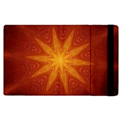 Fractal Wallpaper Colorful Abstract Ipad Mini 4 by Mariart