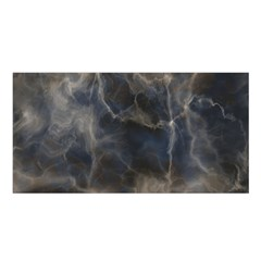 Marble Surface Texture Stone Satin Shawl