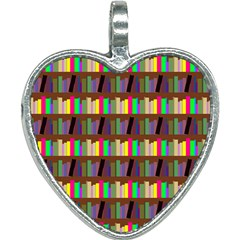 Bookshelves Bookcase Bookshelf Heart Necklace by Jojostore