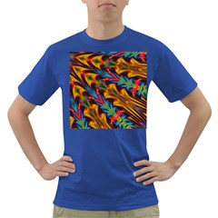 Background Abstract Texture Rainbow Light Dark T Shirt by Jojostore