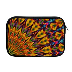 Background Abstract Texture Chevron Apple Macbook Pro 17  Zipper Case