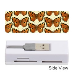 Butterflies Insects Memory Card Reader (stick)