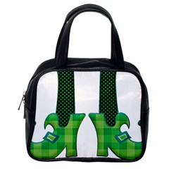 Saint Patrick S Day March Classic Handbag (one Side) by Mariart