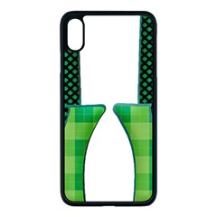 Saint Patrick S Day March Apple Iphone Xs Max Seamless Case (black) by Mariart
