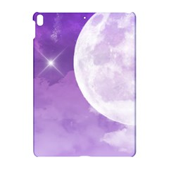 Purple Sky Star Moon Clouds Apple Ipad Pro 10 5   Hardshell Case
