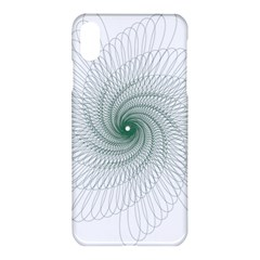 Spirograph Pattern Apple Iphone  Xs Max Hardshell Case
