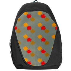 Fall Leaves Autumn Leaves Backpack Bag