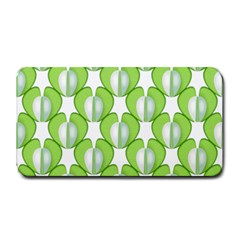 Herb Ongoing Pattern Plant Nature Medium Bar Mats by AnjaniArt