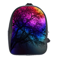 Fall Feels School Bag (large)