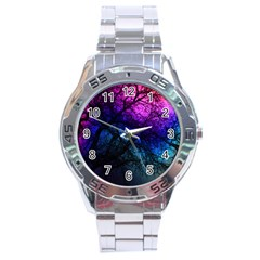 Fall Feels Stainless Steel Analogue Watch