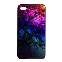 Fall Feels Apple Iphone 4/4s Seamless Case (black)
