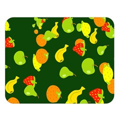 Fruite Double Sided Flano Blanket (large)