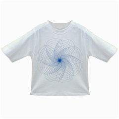 Spirograph Pattern Geometric Infant/toddler T Shirts by Mariart