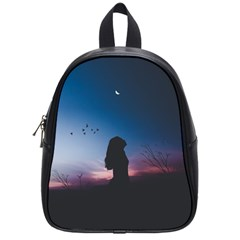 At Dusk School Bag (small) by WensdaiAddamns