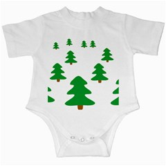 Christmas Tree Holidays Infant Creepers