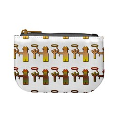 Cowboy Lasso Cactus Western Mini Coin Purse