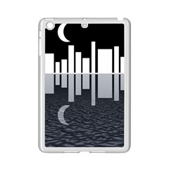 Cityscape City Waterfront Ipad Mini 2 Enamel Coated Cases by Alisyart
