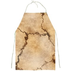 Stone Surface Stone Mass Full Print Aprons