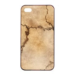 Stone Surface Stone Mass Apple Iphone 4/4s Seamless Case (black) by Mariart
