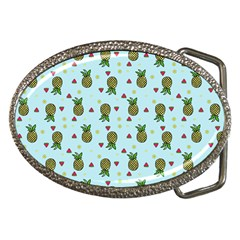 Pineapple Watermelon Fruit Lime Belt Buckles